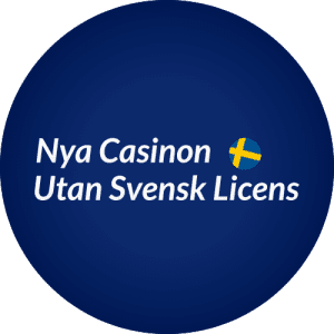 nya casinon utan svensk licens